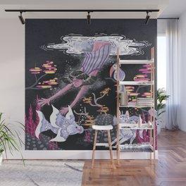 Deep Deep Down - New World Wall Mural