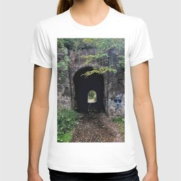 The Screaming Tunnel T-shirt