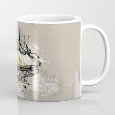 It's here daddy! Mug