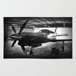 the Hangar Rug