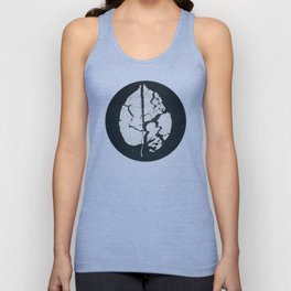 HERBARIUM. FORGOTTEN LEAVES. #6 Unisex Tank Top