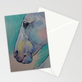 Lipizzan Stallion Stationery Cards