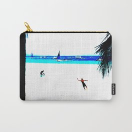 Borocay Beach Dive - Happy Place Carry-All Pouch