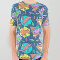 Nineties Dinosaur Pattern by chobopop