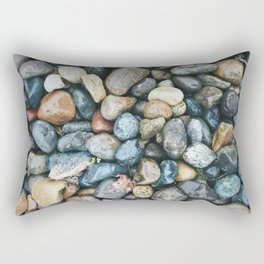 Sea Pebbles Rectangular Pillow