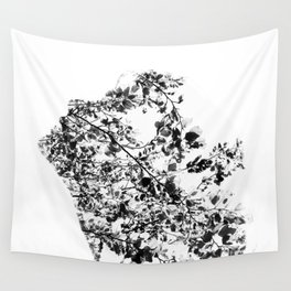 Profile Wall Tapestry