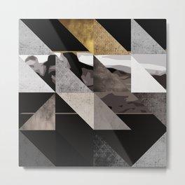 u2's the joshua tree triangles Metal Print