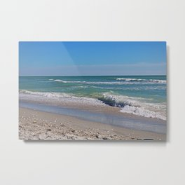 The Real Deal Metal Print