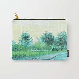Van Gogh : Park in Asnieres Carry-All Pouch