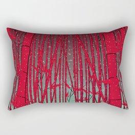 Yuki- onna Rectangular Pillow