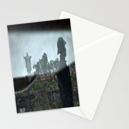 Jesus Reflected. Phat Diem, Vietnam. Stationery Cards