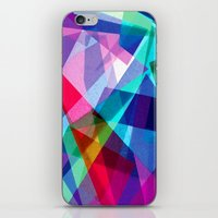 architecture iPhone & iPod Skins featuring Architecture by Rachel Stewart Design