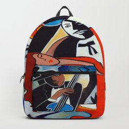 Red Hot Salsa Backpack