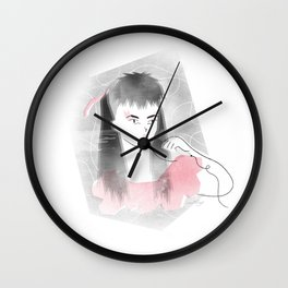 Ladies and Gentlemen, the Fabulous Stains Wall Clock