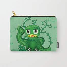 Poison Ivy Bird Carry-All Pouch