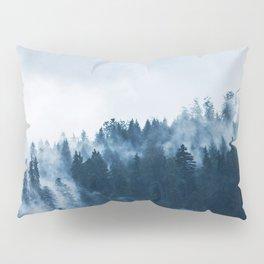 Misty Forest Pillow Sham