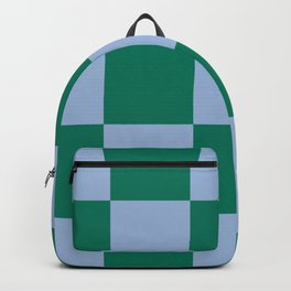Checked Trendy Lifestyle Pattern Lamia Backpack
