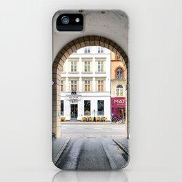 Streetart iPhone Case