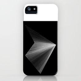 lines: reversed iPhone Case