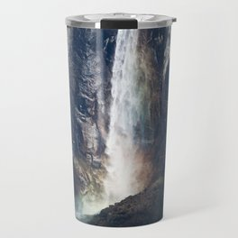 Bridalveil Falls, Yosemite California Travel Mug