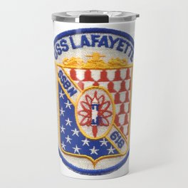 USS LAFAYETTE (SSBN-616) PATCH Travel Mug