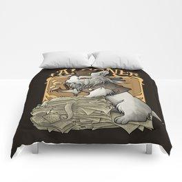 Professooor Falconer  Comforters