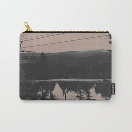 Muddy Pink Carry-All Pouch