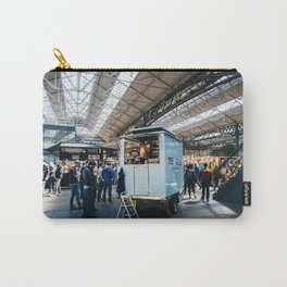 Old Spitalfields Market in London Carry-All Pouch