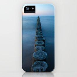 Baltic Sea iPhone Case