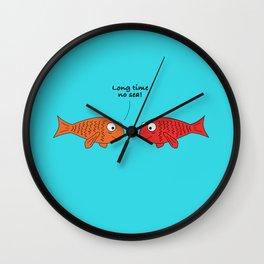 Long time no sea! Wall Clock