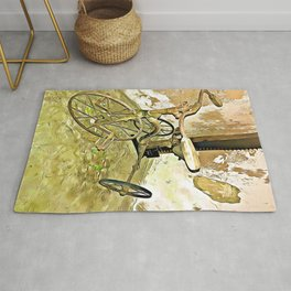 Once Upon a Time - Toy Trike Rug