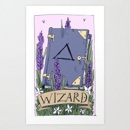 Wizard - D&D Art Print