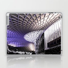 Train Station. Laptop & iPad Skin