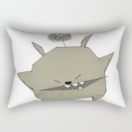 minima - rawr 04 Rectangular Pillow