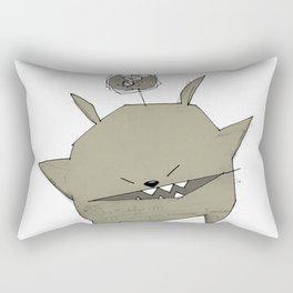 minima - rawr 04 Rectangular Pillow