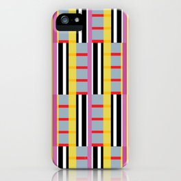 Stripe 5 iPhone Case
