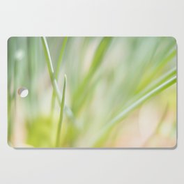Dreamy  Herbs Chives Cutting Board