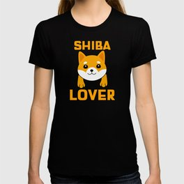 Shiba Inu lovers #1 T-shirt