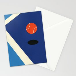 Jumping Tennis Ball Stationery Cards