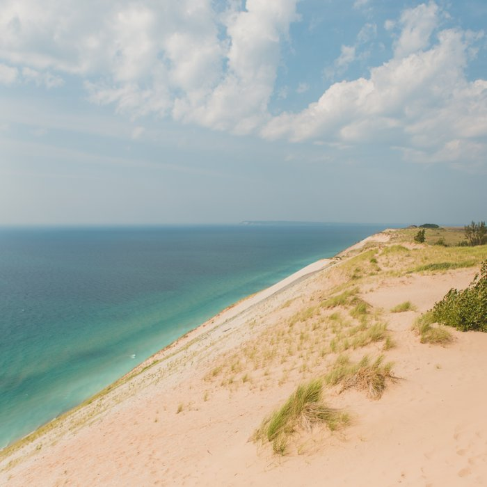 Summer at the Dunes Comforters