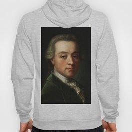 Wolfgang Amadeus Mozart (1756 -1791) portrait Hoody