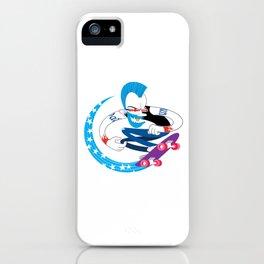 Skater Punk iPhone Case