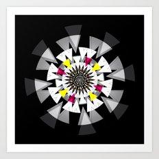Nexus N°18bis Art Print