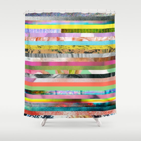 Forced Labor Shower Curtain