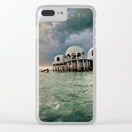 Cape Romano Clear iPhone Case