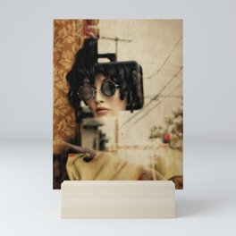 Sectional Visage Mini Art Print