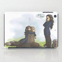 kili iPad Cases featuring Kili please... by AlyTheKitten