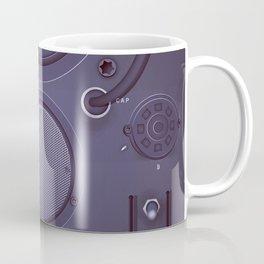 Vintage US Army Radio Transmitter Coffee Mug