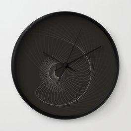 toroid.iii Wall Clock