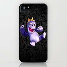 King Gorila iPhone Case